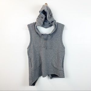 Move Alternative Hoodie Tank Sweater